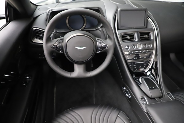 New 2021 Aston Martin DB11 Volante Convertible for sale $254,416 at Bentley Greenwich in Greenwich CT 06830 17