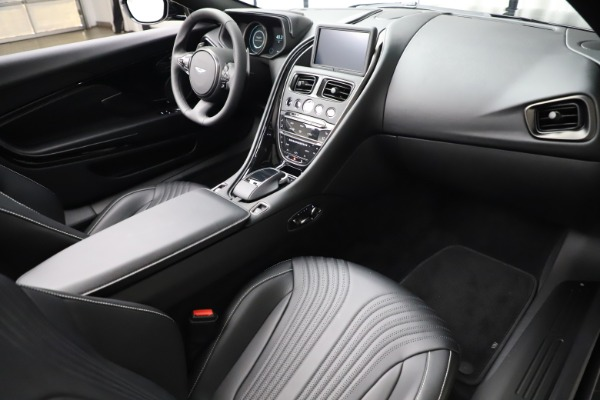 New 2021 Aston Martin DB11 Volante for sale $254,416 at Bentley Greenwich in Greenwich CT 06830 19