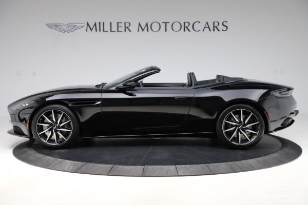 New 2021 Aston Martin DB11 Volante Convertible for sale $254,416 at Bentley Greenwich in Greenwich CT 06830 2