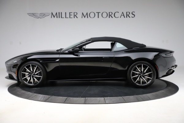 New 2021 Aston Martin DB11 Volante Convertible for sale $254,416 at Bentley Greenwich in Greenwich CT 06830 25