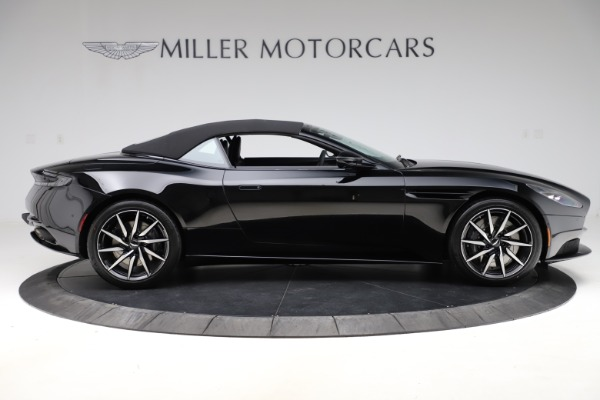New 2021 Aston Martin DB11 Volante Convertible for sale $254,416 at Bentley Greenwich in Greenwich CT 06830 28