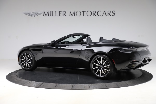 New 2021 Aston Martin DB11 Volante Convertible for sale $254,416 at Bentley Greenwich in Greenwich CT 06830 3