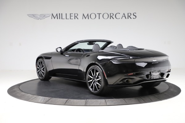 New 2021 Aston Martin DB11 Volante Convertible for sale $254,416 at Bentley Greenwich in Greenwich CT 06830 4