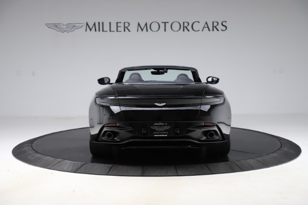 New 2021 Aston Martin DB11 Volante Convertible for sale $254,416 at Bentley Greenwich in Greenwich CT 06830 5