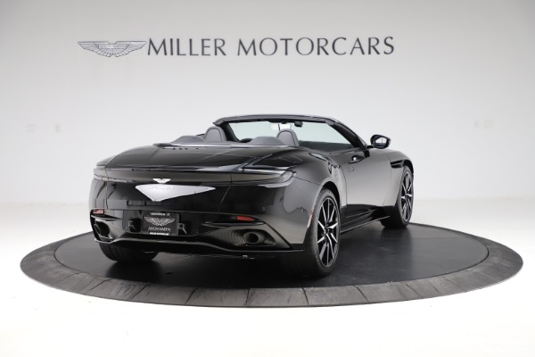 New 2021 Aston Martin DB11 Volante Convertible for sale $254,416 at Bentley Greenwich in Greenwich CT 06830 6