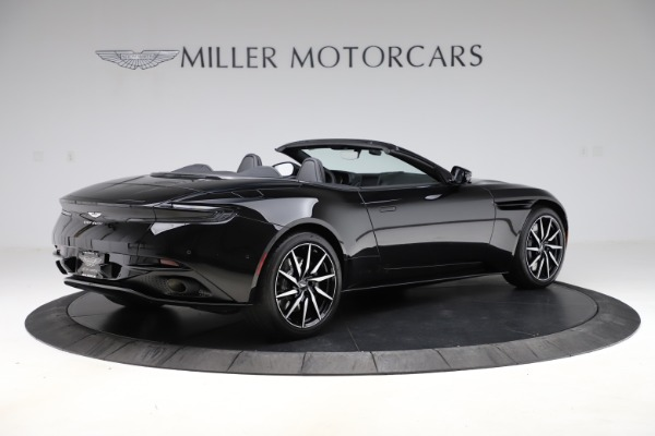 New 2021 Aston Martin DB11 Volante Convertible for sale $254,416 at Bentley Greenwich in Greenwich CT 06830 7