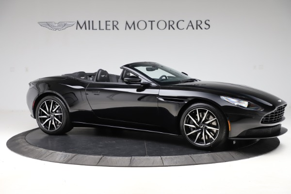 New 2021 Aston Martin DB11 Volante Convertible for sale $254,416 at Bentley Greenwich in Greenwich CT 06830 9