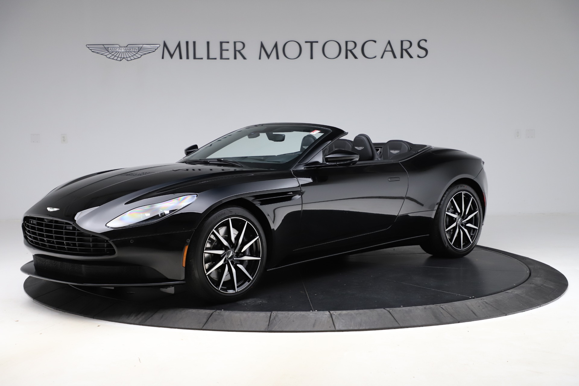 New 2021 Aston Martin DB11 Volante Convertible for sale $254,416 at Bentley Greenwich in Greenwich CT 06830 1