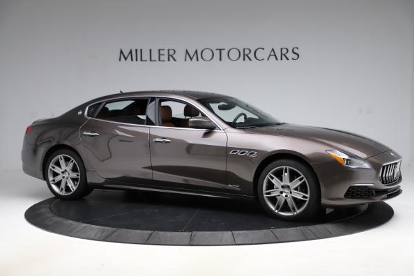 Used 2018 Maserati Quattroporte S Q4 GranLusso for sale $69,900 at Bentley Greenwich in Greenwich CT 06830 10