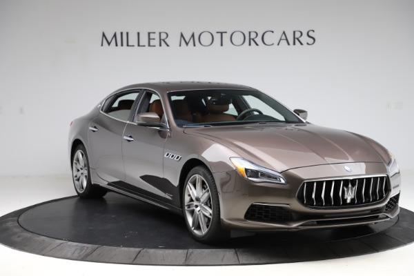 Used 2018 Maserati Quattroporte S Q4 GranLusso for sale $69,900 at Bentley Greenwich in Greenwich CT 06830 11
