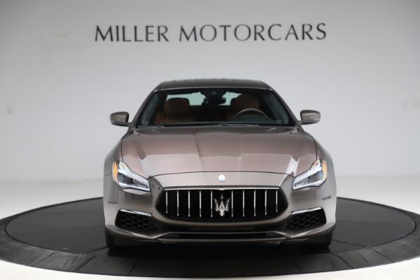 Used 2018 Maserati Quattroporte S Q4 GranLusso for sale $69,900 at Bentley Greenwich in Greenwich CT 06830 12