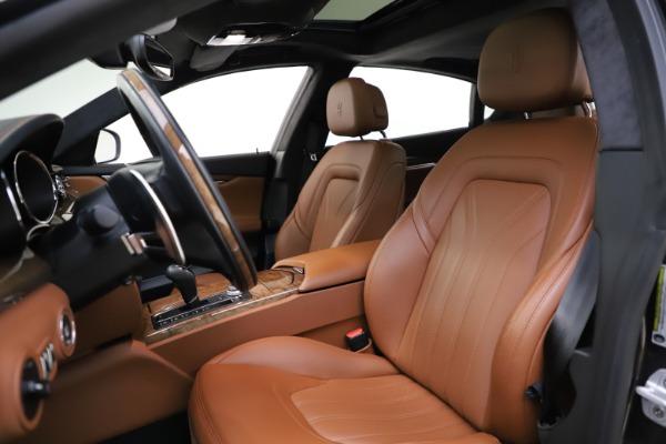 Used 2018 Maserati Quattroporte S Q4 GranLusso for sale $69,900 at Bentley Greenwich in Greenwich CT 06830 15