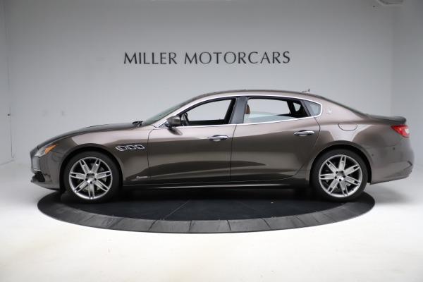 Used 2018 Maserati Quattroporte S Q4 GranLusso for sale $69,900 at Bentley Greenwich in Greenwich CT 06830 3