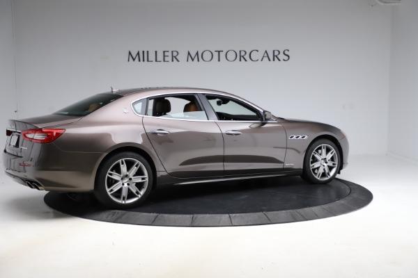 Used 2018 Maserati Quattroporte S Q4 GranLusso for sale $69,900 at Bentley Greenwich in Greenwich CT 06830 8