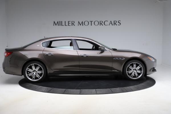 Used 2018 Maserati Quattroporte S Q4 GranLusso for sale $69,900 at Bentley Greenwich in Greenwich CT 06830 9