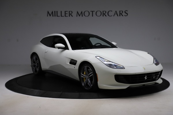 Used 2020 Ferrari GTC4Lusso for sale $264,900 at Bentley Greenwich in Greenwich CT 06830 11
