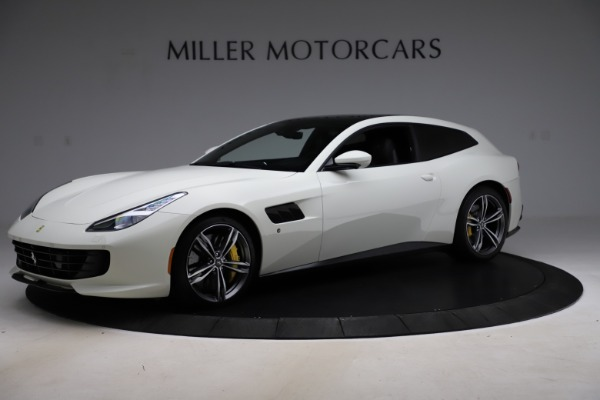 Used 2020 Ferrari GTC4Lusso for sale $264,900 at Bentley Greenwich in Greenwich CT 06830 2