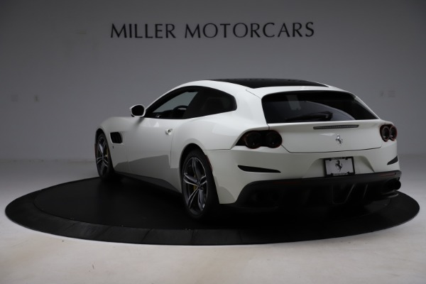 Used 2020 Ferrari GTC4Lusso for sale $264,900 at Bentley Greenwich in Greenwich CT 06830 5