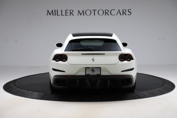 Used 2020 Ferrari GTC4Lusso for sale $264,900 at Bentley Greenwich in Greenwich CT 06830 6