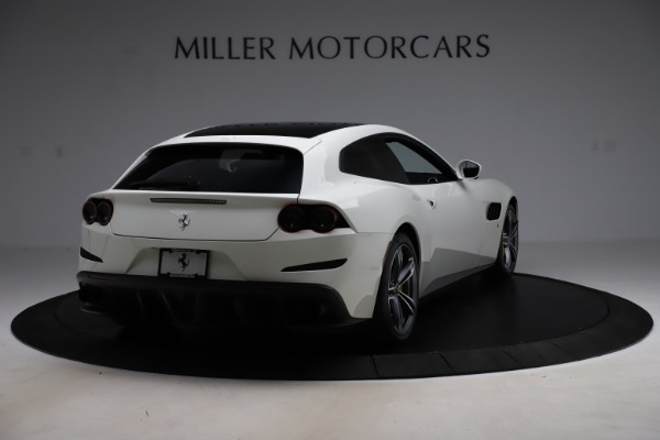 Used 2020 Ferrari GTC4Lusso for sale Sold at Bentley Greenwich in Greenwich CT 06830 7