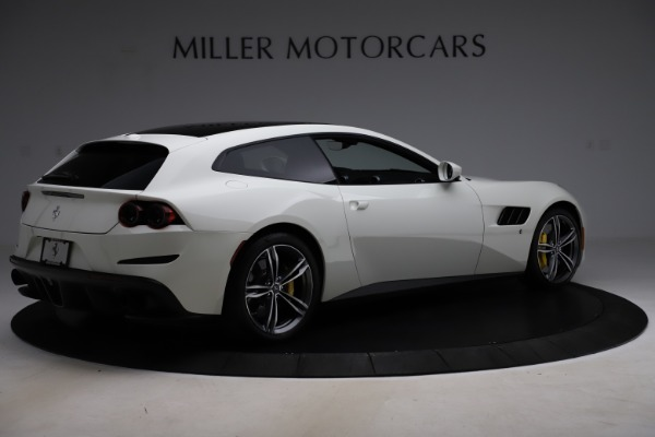 Used 2020 Ferrari GTC4Lusso for sale Sold at Bentley Greenwich in Greenwich CT 06830 8