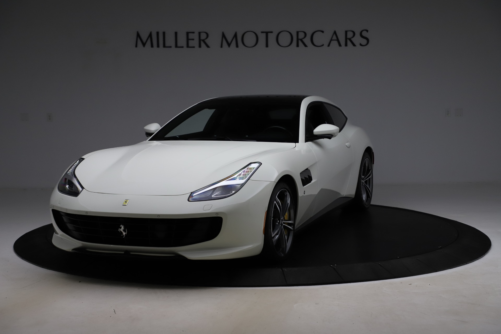 Used 2020 Ferrari GTC4Lusso for sale $264,900 at Bentley Greenwich in Greenwich CT 06830 1