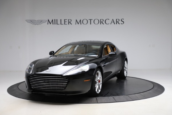 Used 2016 Aston Martin Rapide S for sale $123,900 at Bentley Greenwich in Greenwich CT 06830 12