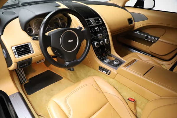 Used 2016 Aston Martin Rapide S for sale $123,900 at Bentley Greenwich in Greenwich CT 06830 13