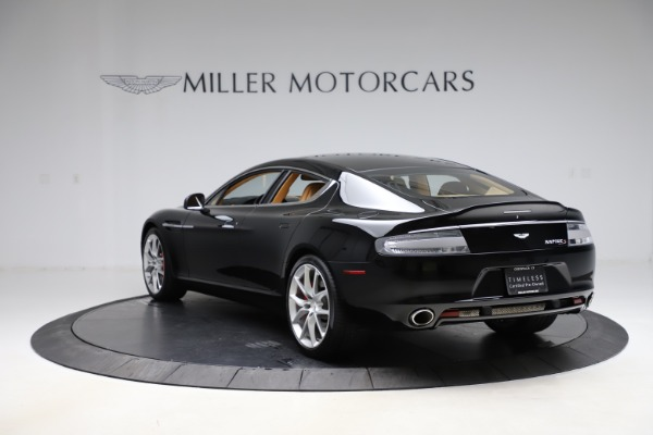 Used 2016 Aston Martin Rapide S for sale $123,900 at Bentley Greenwich in Greenwich CT 06830 4