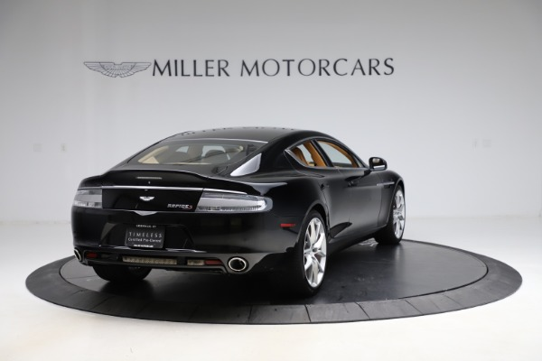 Used 2016 Aston Martin Rapide S for sale $123,900 at Bentley Greenwich in Greenwich CT 06830 6