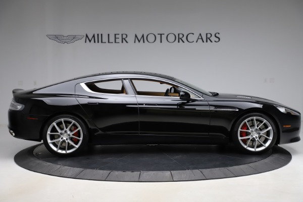 Used 2016 Aston Martin Rapide S for sale $123,900 at Bentley Greenwich in Greenwich CT 06830 8