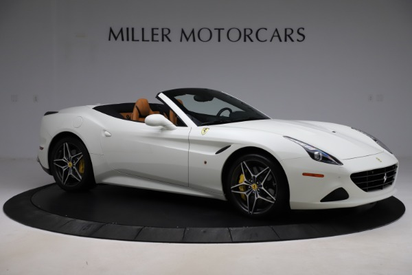 Used 2018 Ferrari California T for sale $169,900 at Bentley Greenwich in Greenwich CT 06830 10