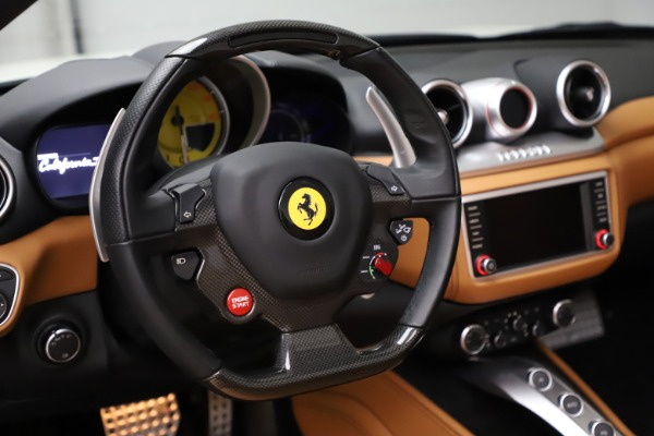 Used 2018 Ferrari California T for sale $169,900 at Bentley Greenwich in Greenwich CT 06830 21