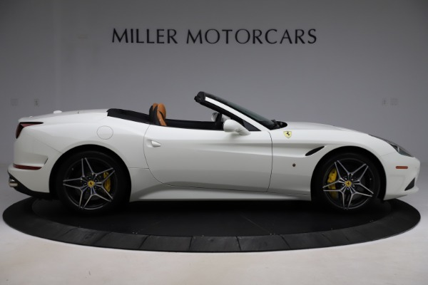 Used 2018 Ferrari California T for sale $169,900 at Bentley Greenwich in Greenwich CT 06830 9