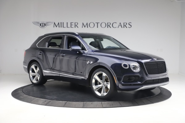 Used 2018 Bentley Bentayga W12 Signature Edition for sale $149,900 at Bentley Greenwich in Greenwich CT 06830 11