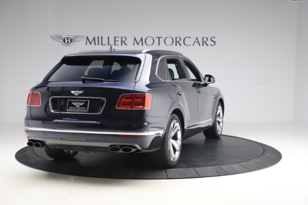 Used 2018 Bentley Bentayga W12 Signature for sale $154,900 at Bentley Greenwich in Greenwich CT 06830 7
