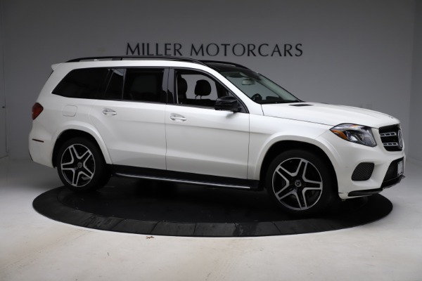 Used 2018 Mercedes-Benz GLS 550 for sale $67,900 at Bentley Greenwich in Greenwich CT 06830 10