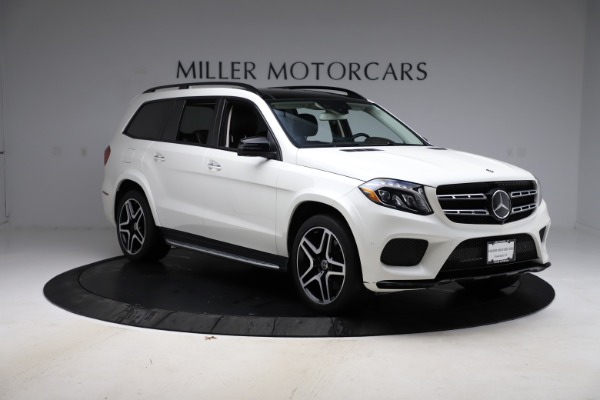 Used 2018 Mercedes-Benz GLS 550 for sale $67,900 at Bentley Greenwich in Greenwich CT 06830 11
