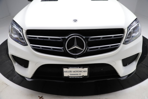Used 2018 Mercedes-Benz GLS 550 for sale $67,900 at Bentley Greenwich in Greenwich CT 06830 13