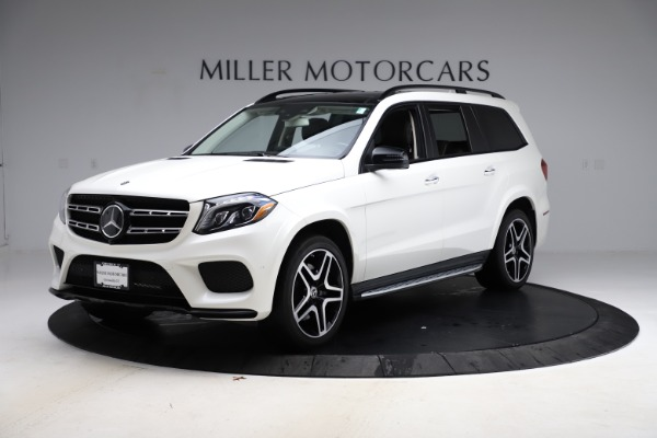 Used 2018 Mercedes-Benz GLS 550 for sale $67,900 at Bentley Greenwich in Greenwich CT 06830 2