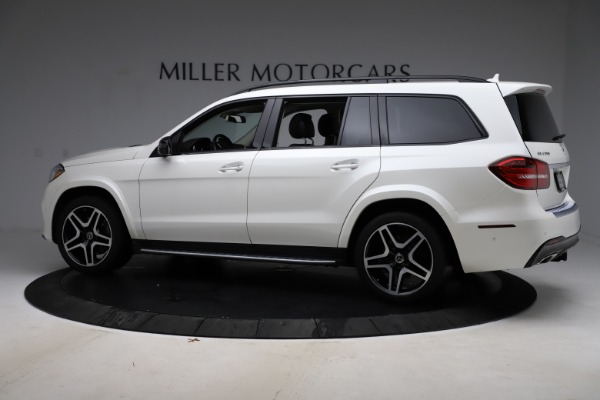 Used 2018 Mercedes-Benz GLS 550 for sale $67,900 at Bentley Greenwich in Greenwich CT 06830 4