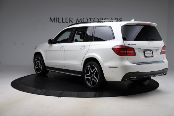 Used 2018 Mercedes-Benz GLS 550 for sale $67,900 at Bentley Greenwich in Greenwich CT 06830 5