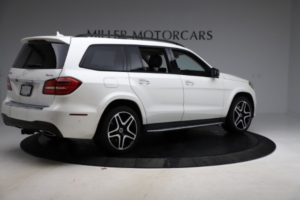 Used 2018 Mercedes-Benz GLS 550 for sale $67,900 at Bentley Greenwich in Greenwich CT 06830 8