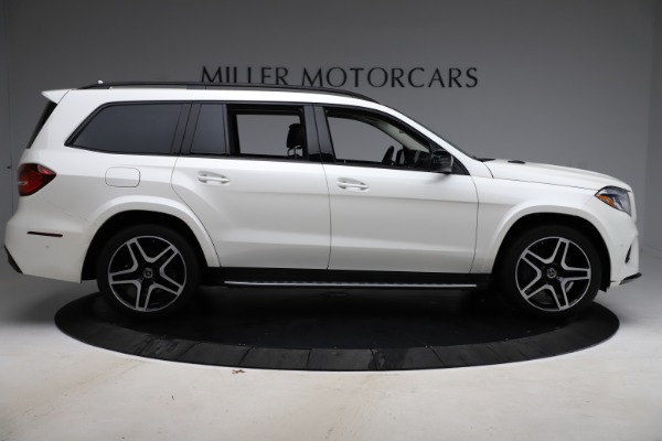 Used 2018 Mercedes-Benz GLS 550 for sale $67,900 at Bentley Greenwich in Greenwich CT 06830 9