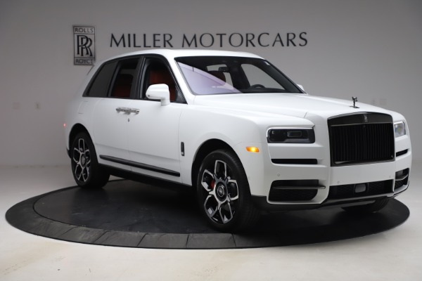 New 2021 Rolls-Royce Cullinan Black Badge for sale $431,325 at Bentley Greenwich in Greenwich CT 06830 12