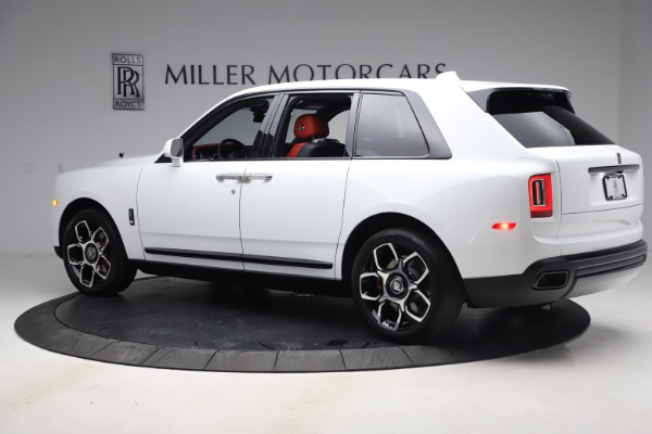 New 2021 Rolls-Royce Cullinan Black Badge for sale $431,325 at Bentley Greenwich in Greenwich CT 06830 5