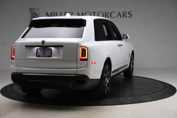 New 2021 Rolls-Royce Cullinan Black Badge for sale $431,325 at Bentley Greenwich in Greenwich CT 06830 8