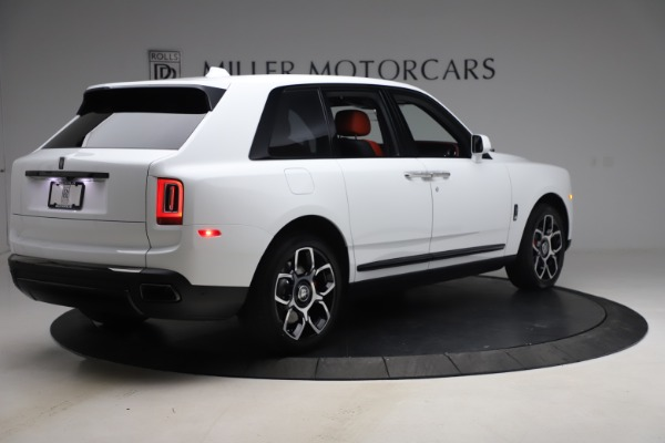 New 2021 Rolls-Royce Cullinan Black Badge for sale $431,325 at Bentley Greenwich in Greenwich CT 06830 9