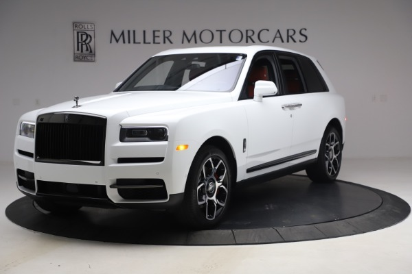 New 2021 Rolls-Royce Cullinan Black Badge for sale $431,325 at Bentley Greenwich in Greenwich CT 06830 1