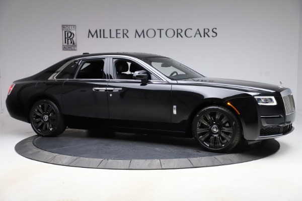 New 2021 Rolls-Royce Ghost for sale $374,150 at Bentley Greenwich in Greenwich CT 06830 11